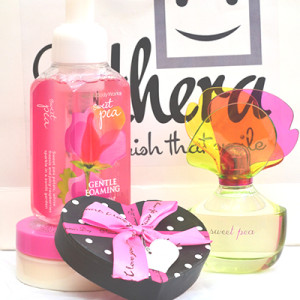 Sweet pea Gift set