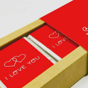 jet'aime valentines chocolate box (5flavors inside)