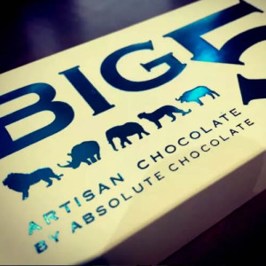 Big 5chocolate Gift Box