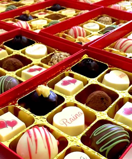 Bespoke Chocolates