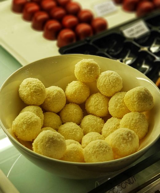 Coconuts truffles