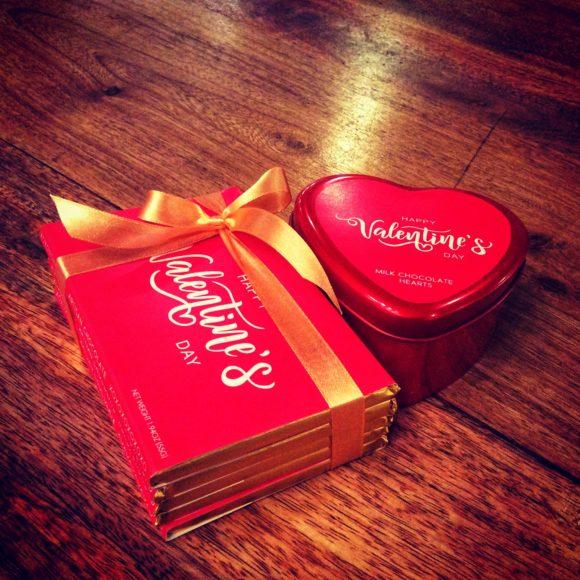 valentines chocs